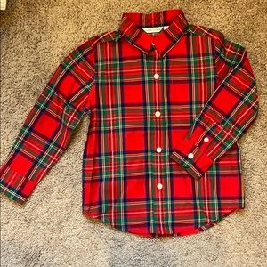 Other - NWT plaid button down